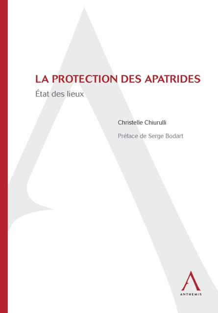 La protection des apatrides