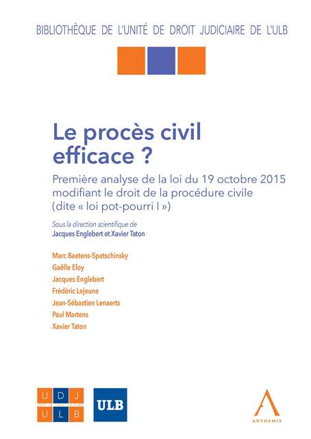 Le procès civil efficace ?