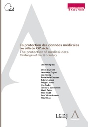 [PROMED] La protection des données médicales - The protection of medical data