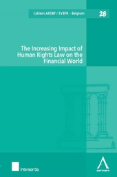 [INCRIMP] The Increasing Impact of Human Rights Law on the Financial World
