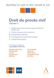 [DROPROCIV] Droit du procès civil - Volume 1