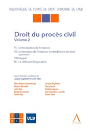 [DROPROCIV2] Droit du procès civil - Volume 2